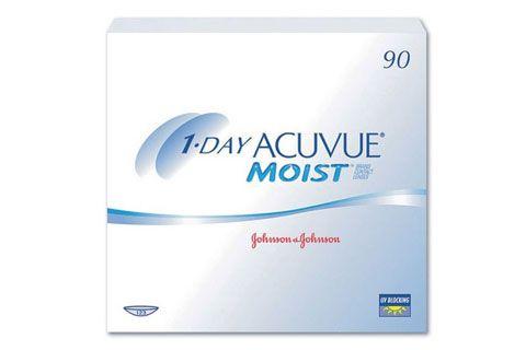 1-Day Acuvue Moist, 90 Stück Kontaktlinsen von Johnson & Johnson