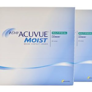 1-Day Acuvue Moist Multifocal, 2x90 Stück Kontaktlinsen von Johnson