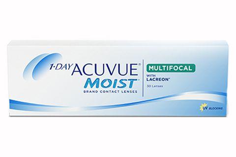 1-Day Acuvue Moist Multifocal, 30 Stück Kontaktlinsen von Johnson