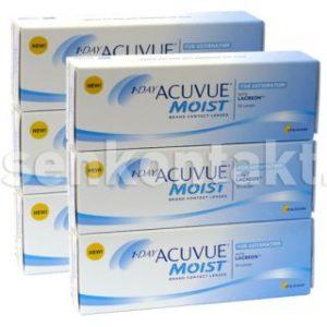 1-Day Acuvue Moist for Astigmatism 2x90 Stück Kontaktlinsen von