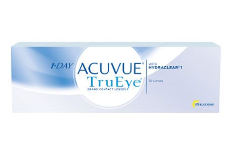 1 day acuvue trueye 30 st ck kontaktlinsen von johnson. Black Bedroom Furniture Sets. Home Design Ideas