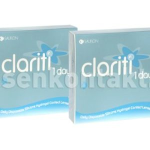 Sauflon clariti 1 day, Sparpaket 3 Monate 2x90 Stück