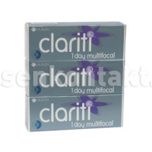 Sauflon clariti 1 day multifocal, 90 Stück