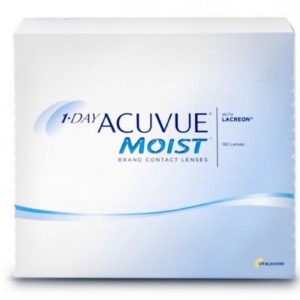 1-Day Acuvue Moist - 180 lenti giornaliere