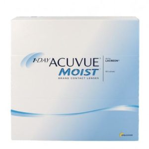 1-Day Acuvue Moist - 90 lenti giornaliere