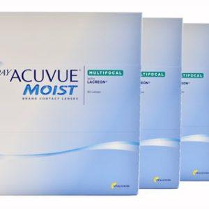 1-Day Acuvue Moist Multifocal, 2x180 Stück Kontaktlinsen von