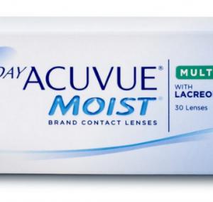 1-Day Acuvue Moist Multifocal - 30 Lenses