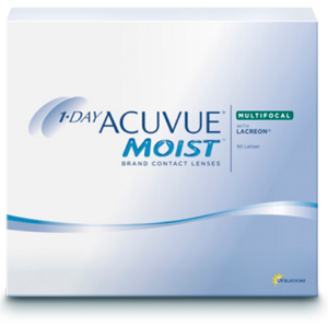 1-Day Acuvue Moist Multifocal - 90 Lenses