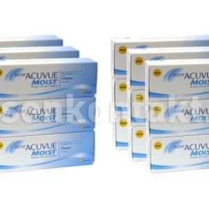 1-Day Acuvue Moist for Astigmatism 2x270 Stück Kontaktlinsen von