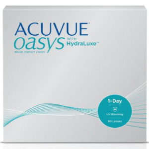 1-Day Acuvue Oasys - 90 Tageslinsen