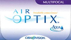 Air Optix AQUA Multifocal - 6 Monatslinsen