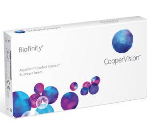 Biofinity - 3 Monatslinsen