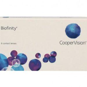 Biofinity Monthly - 6 Monthly Lenses
