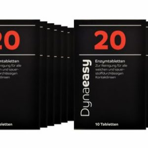 Dynaeasy 20, 12 x 10 Tabletten
