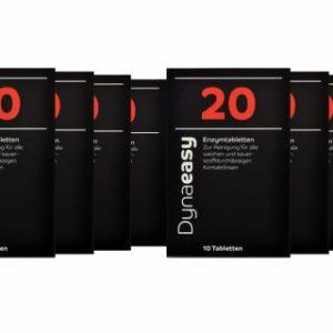 Dynaeasy 20, 8 x 10 Tabletten