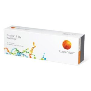 Proclear 1 day multifocal - 90 Tageslinsen