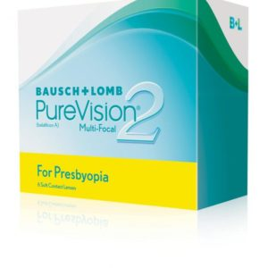 Pure Vision 2 for Presbyopia - 3 lenti multifocali