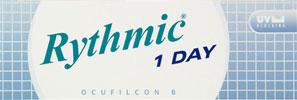 Rythmic 1-Day UV - 90 Tageslinsen