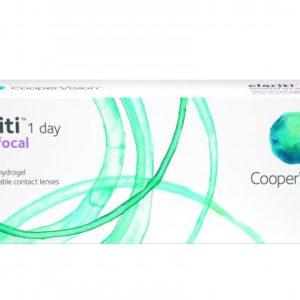 Sauflon clariti 1 day multifocal - 30 Tageslinsen