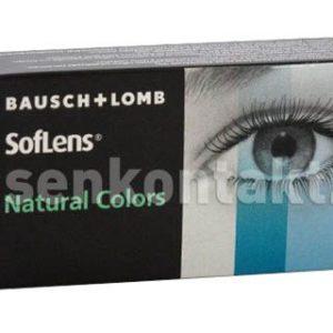 SofLens Natural Colors, 2 Stück Kontaktlinsen von Bausch & Lomb