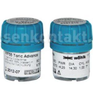 Weflex 55 toric Advance
