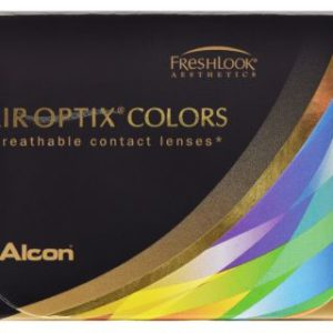 Air Optix Colors, 2 Stück neue farbige Kontaktlinsen von Ciba