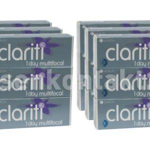 Sauflon clariti 1 day multifocal, Sparpaket 9 Monate 2x270 Stück