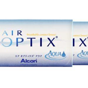 Air Optix Aqua, 2 x 6 Stück Kontaktlinsen von Ciba Vision