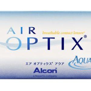 Air Optix Aqua, 6 Stück Kontaktlinsen von Ciba Vision