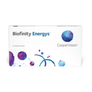 Biofinity Energys - 6 Monthly Lenses