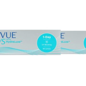 Acuvue Oasys 1-Day for Astigmatism with HydraLuxe, 2x30 Stück