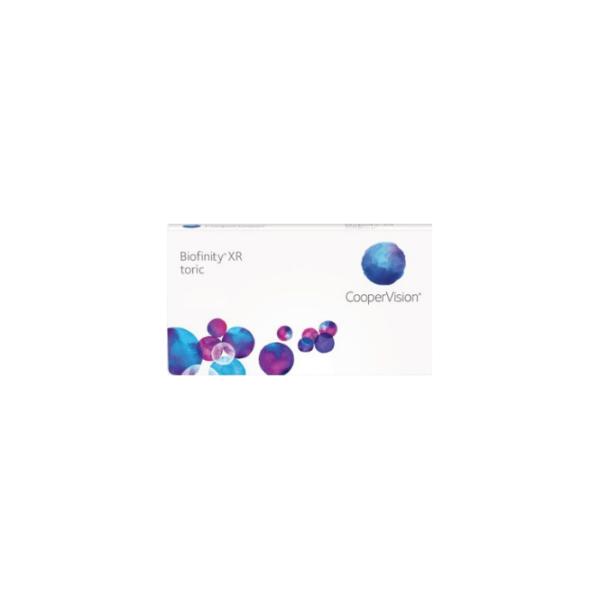 Biofinity Toric XR - 6 Lenti mensili