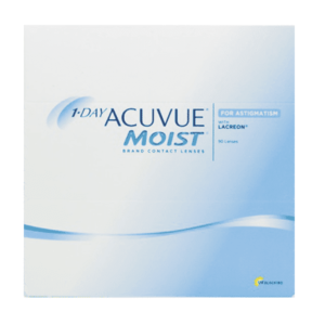 1 Day Acuvue Moist for Astigmatism 90er