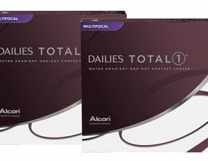 Dailies Total 1 Multifocal 2x90 Tageslinsen Sparpaket 3 Maanden