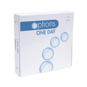 options One Day UV 90 Tageslinsen